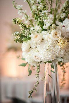 wedding centerpiece idea; Chris Bailey Photography