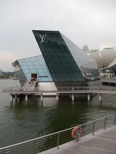 Louis Vuitton Island Singapour