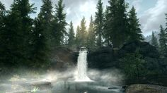 Another Skyrim picture - lovely.