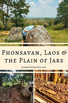 The Plain of Jars is the newest UNESCO-designated World Heritage Site in Laos. Near the city of Phonsavan, Laos' Plain of Jars is a curious sight to see, far from most tourist trails. Is it worth making the trip to see these mysterious jars? Is Phonsavan Laos Travel, Asia Travel, Japan Travel, Travel Tips, Travel Ideas, Beach Travel, Travel Abroad, Thailand Travel, Budget Travel