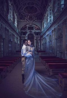 Huang Xiao Ming and Angelababy's official wedding ceremony » A Virtual Voyage