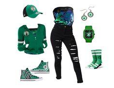 Cheer the Beast of the East!  Convertible sequin top by @costumizeme with game day fashion inspo picked by @miss_waday 🏀🏀⛹️♂️  #celtics #celticspride #celticsnation #celticsgame #nba #basketball #fanfashion #boston #fashioninspiration #gameday #greenrunsdeep #BOSvsCHI #letsgoceltics #fashion #waystowear #celticsfashion