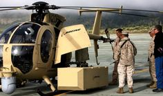 Pentagon to Launch Hacker Proof Helicopter Drone by 2018