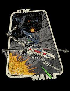Unused Star Wars T-Shirt - Star Wars Poster - Ideas of Star Wars Poster - - Unused Star Wars T-Shirt on Behance Star Wars Pictures, Star Wars Images, Star Wars Fan Art, Star Wars Poster, Camisa Star Wars, Star Wars Shoes, Star Wars Merchandise, Star Wars Wallpaper, Star War 3