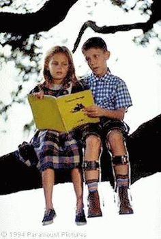 """Forrest Gump  """"Life is like a box of chocolates, you never know what you're gonna get""""  -Forrest Gump"""