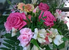 Kevätkimppu - Spring Bouquet