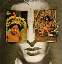 Ana Bella Geiger. Historia de Brasil. Niñas y niños. Fotomontaje (6). Varias medidas. Colección de la artista