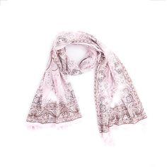 Girlie-Stuff | shawl roze