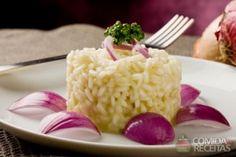 Receita de Arroz temperado em receitas de arroz, veja essa e outras receitas aqui!
