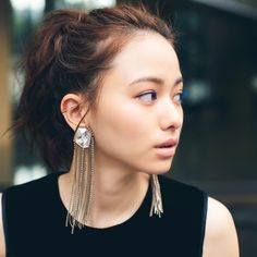 写真・図版 Japanese Beauty, Japanese Girl, Imitation Jewelry, Actor Model, Kawaii Girl, Yamamoto, Pretty Face, Girl Crushes, Makeup Inspiration