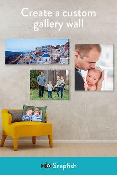 Photo Canvas Prints & Décor. Exclusive 60% Off Sale. Share Your Memories & Save!