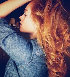 Strawberry blonde hair 2016