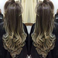 Soft Curl Hairstyles, Cabello Hair, Soft Curls, Hair Ideas, Hair Beauty, Long Hair Styles, Makeup, Color, Pinterest Hair