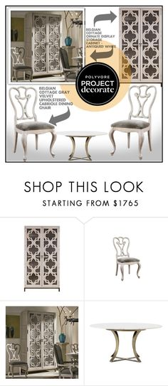 """""""Belgian Storage Cabinet - Antiqued White"""" by zinhome ❤ liked on Polyvore featuring interior, interiors, interior design, home, home decor and interior decorating"""