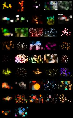 Free for commercial and personal use. Tonnes of different packs.     Bokeh Effects Pack – 42 Free Images | Media Militia
