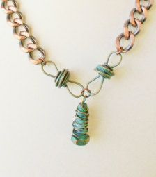 Statement in Necklaces - Etsy Jewelry - Page 15