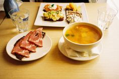 Icelandic food::: I ate this exact meal when I visited!! smoked lamb, soup, :')