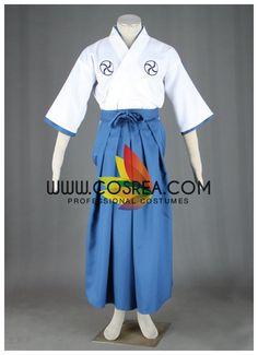 Bleach Hino Academy Male Uniform Cosplay Costume