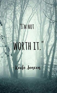 YES YOU ARE KEEFE!!! ------> ya shut up!!!!!!!!! You make me feel so sad!