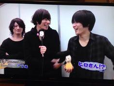 [Champagne]2014/1/17 石川テレビ「N-18 凸」「COUNTDOWN JAPAN 13/14」会場で収録したインタビューをO.A.! Rock Bands, Champagne