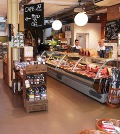 The Natural Kitchen: Sustainable, ethical & organic London deli food