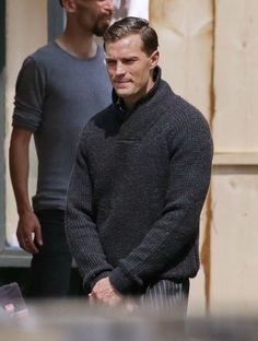 Jamie Dornan Life: New HQ Pictures of Jamie on the 'Anthropoid' Set (...