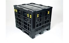 Storage Design Limited - Storage Containers & Bins - Pallets & Pallet Boxes - Collapsible Box Pallets - Economy Folding Bulk Container