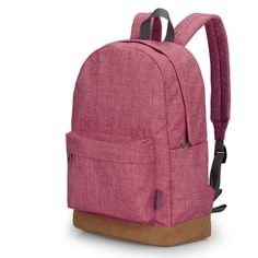 TINYAT Men Women backpacks for teenage girls BOys Casual Canvas Rucksacks  for girls Male 14inch laptop backpack Mochila T101 Red da3be4a67beeb