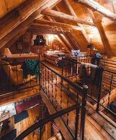 House rooms, home still, rustic interiors, small cabin interiors, tiny log cabi Small Log Cabin, Log Cabin Homes, Cozy Cabin, Cozy House, Log Cabins, Mountain Cabins, Log Cabin Bedrooms, A Frame Cabin, A Frame House