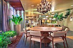 Mesas de jantar redondas