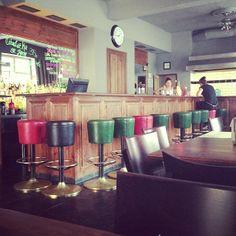 East Village Bar & Diner - for the homesick American