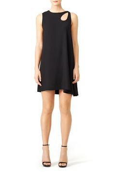 Rent Black Glide Cut Out Shift by Opening Ceremony for $65 only at Rent the Runway.