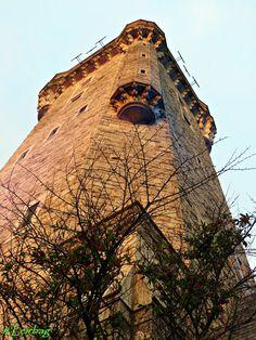 La Torre del Agua, Mar del Plata, pcia. de BsAs, Argentina