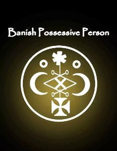 possessive person