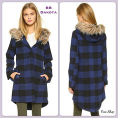 Fall Favorites, like this Fun Coat from BB Dakota, are 20% Off This Weekend Only!! Shop Free Shop for the Best Sales, 20% to 30% Off!!