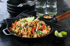 A Food, Food And Drink, Thai Recipes, Eating Well, Japchae, Meals, Cookies, Dinner, Healthy