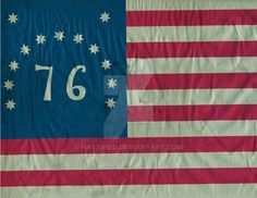 Bennington Flag by https://www.facebook.com/scott.hassler.art   Flag Background #flag #inspired #printable #backgrounds #framing #gift #decor #scrap-booking #crafts #world #state #country #pride #hassified