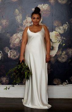 Tendance Robe du mariée  2017/2018  Plus-Size Wedding Dresses Are Chicer Than Ever Before | Brides.com