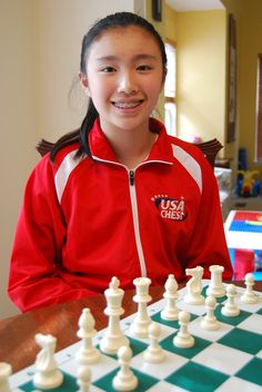 At 12, Ashburn's Jennifer Yu wins world chess title, first U.S. girl to do so in 27 years - The Washington Post