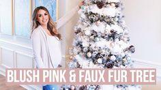 DECORATE WITH ME! CHRISTMAS TREE 2017 | ALEXANDREA GARZA - YouTube