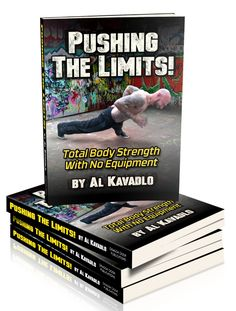 Pushing The Limits!------>I own this book.