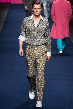 Etro   Spring 2015 Menswear Collection   Style.com