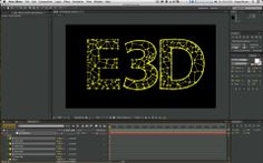 Element 3D Tutorial: Pre-Fracture any extruded Geometry into Chunks or Pieces without any help of an external 3D Application on Vimeo