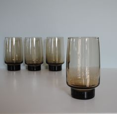 Libbey Tawny Accent Tumblers
