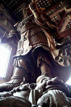 Nandaimon Gate (東大寺 南大門)