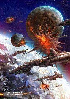 The Lost Fleet: Fearless by SharksDen.deviantart.com on @deviantART