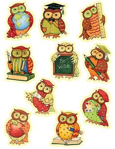 Teacher Created Resources is the leading publisher of educational materials, classroom decorations & teacher supplies for preschool, elementary & middle schools. Owl Classroom Decor, Classroom Walls, Classroom Displays, Owl Clip Art, Owl Art, School Clipart, Teacher Supplies, School Supplies, Teacher Created Resources
