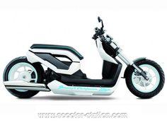 Honda Zoomer X. California Style