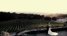 The life of a wedding videographer is tough | LoveSpun Handmade ... at Pardise Ridge Winery