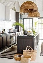 Love this Tropical Kitchen